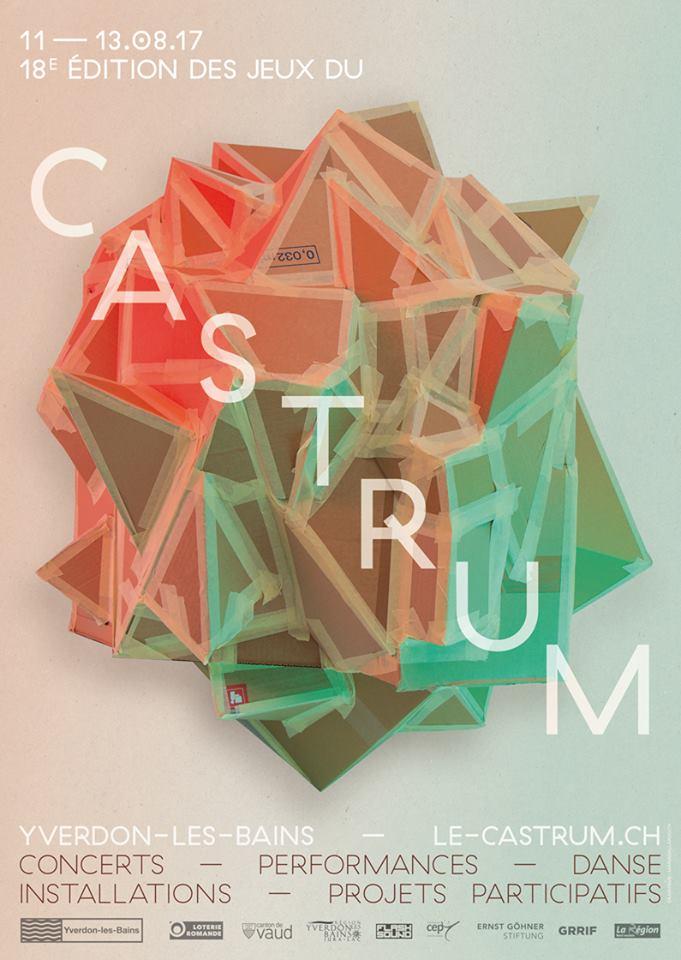 Castrum - Affiche